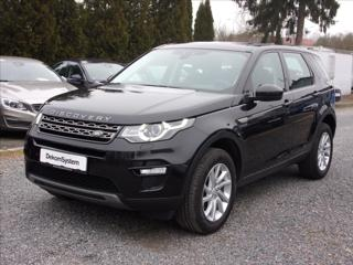 Land Rover Discovery Sport 2,0 TD4 4WD SUV nafta