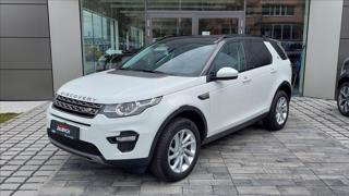 Land Rover Discovery Sport 2,0 TD4 SE CZ DPH NAVI 180k SUV nafta