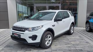 Land Rover Discovery Sport 2,0 TD4 CZ DPH 1.MAJ 150k SUV nafta
