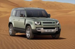 Land Rover Defender 110 D300 SE MY2022 SUV nafta