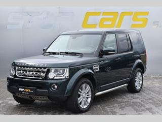 Land Rover Discovery 3.0 Limited SUV nafta