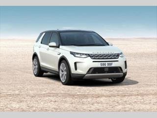 Land Rover Discovery Sport 2.0 d AT SUV nafta