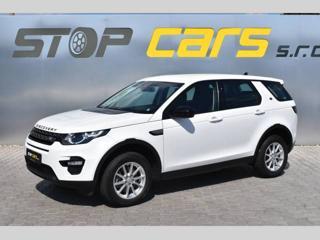 Land Rover Discovery Sport 2.0 TD SUV nafta