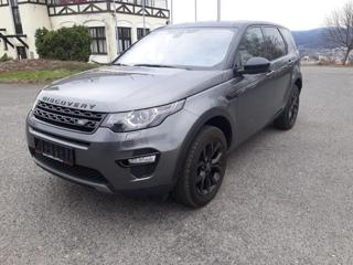 Land Rover Discovery Sport 2017 SUV