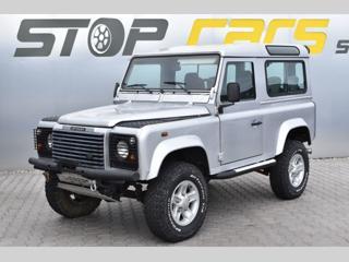 Land Rover Defender 2.5TD5*4X4*6MÍST*TAŽNÉ*KLIMA* SUV nafta