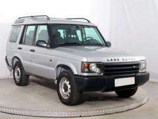 Land Rover Discovery 2.5 TD 102kW SUV nafta