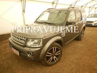 Land Rover Discovery 3.0 Luxury SUV nafta