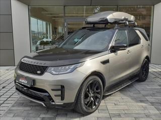 Land Rover Discovery 3,0 SDV6 HSE ČR 1.MAJ DPH SUV nafta