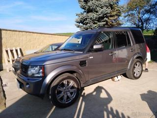 Land Rover Discovery 2011, 2500 ccm, 180 kW SUV