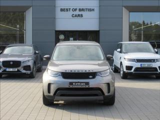 Land Rover Discovery 3,0 SDV6 225kW,HSE,1Maj,ČR,DPH SUV nafta