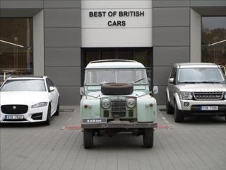 Land Rover Defender 2,3 88 Serie II terénní benzin