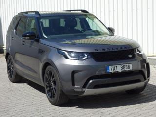 Land Rover Discovery 3.0TDV6*HSE*PANOR*DISTR*7MÍST* terénní nafta
