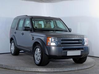 Land Rover Discovery 2.7 TDV6 140kW terénní nafta