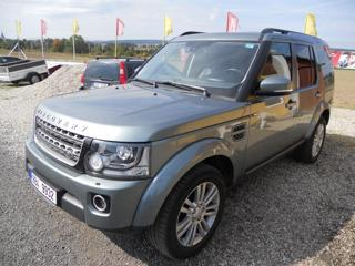 Land Rover Discovery 4 3.0 SDV6 HSE 188 Kw terénní