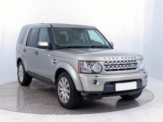 Land Rover Discovery 3.0 TDV6 155kW terénní nafta