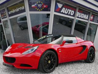 Lotus Elise 1,6i Club Racer Roadster AKCE ! kupé