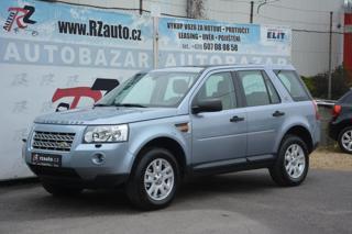 Land Rover Freelander 2.2TD4 4x4 118kW+NAVI+SERVISKA SUV