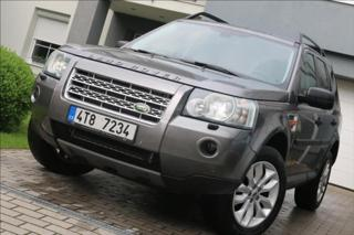 Land Rover Freelander II 3.2 i6 HSE 4WD AT tažné SUV benzin