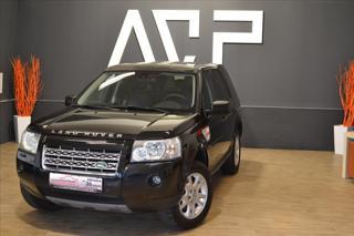 Land Rover Freelander 2.2TD4*ALPINE*PDC*Manuál* SUV nafta