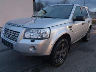 Land Rover Freelander 2.2TD 112KW,4X4,AUTOMAT,XENONY,KŮŽE terénní
