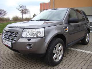 Land Rover Freelander 2.2 TD4 AUTOMAT 4X4 terénní