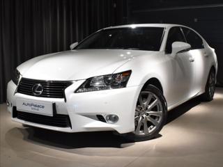 Lexus GS 350 3,5 V6 AWD Ventilace Mark/L Kamera sedan benzin