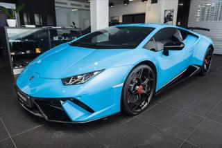 Lamborghini Huracán 5,2 Performante/Kamera/Sensonum/Navi  IHNED kupé benzin