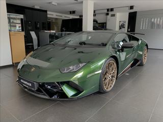Lamborghini Huracán 5,2 Performante/Kamera/Lift/Navi/Komfort. sedadla  SKLADEM kupé benzin