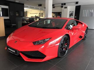 Lamborghini Huracán 5,2 LP 610-4/Branding Paket/Navi/Kamera/Lifting  IHNED kupé benzin