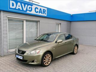 Lexus IS 220d 2,2 d 130 kW CZ Executive DPH sedan nafta