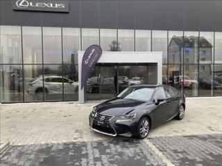 Lexus IS 300h 2,5 EXECUTIVE NAVI  IS 200T AUT. EXECUTIVE sedan hybridní - benzin