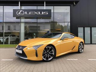 Lexus LC 500h 3,5 SPORT+ kupé hybridní - benzin