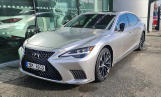 "Lexus LS 500h 3.5   SUPERIOR ""HAKU"" Nishijin limuzína hybridní - benzin"