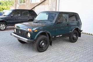 Lada Niva 1.7 Basic 61KW 01/2012 SUV