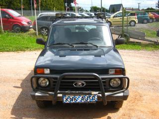 Lada Niva 4x4 1.7 SUV