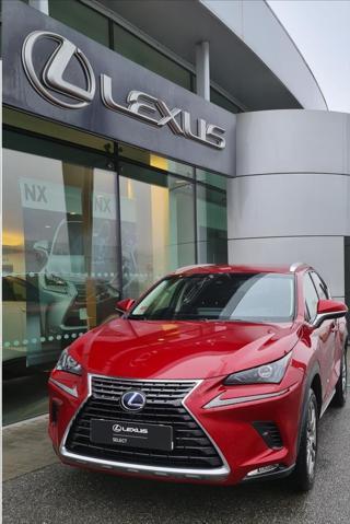 Lexus NX 300h 2.5  4V Limited Edition Safety - 7A SUV hybridní - benzin