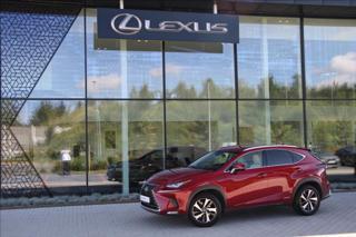 Lexus NX 300h 2,5   Luxury SUV hybridní - benzin