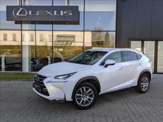Lexus NX 300h 2,5 LIMITED EDITION SUV hybridní - benzin
