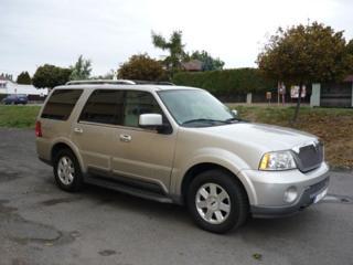 Lincoln Navigator 5.4v8.Klima.224kw.8.míst.LPG SUV