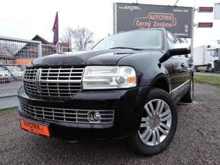 Lincoln Navigator 5,4i V8 24V Aut. 4x4 LPG 8.míst SUV
