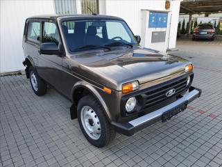 Lada Niva 1,7 MPI 8V 3dv. Classic terénní benzin