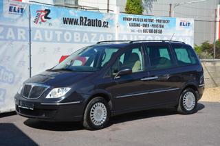 Lancia Phedra 2.0JTD 100kW+7.MÍST+NAVI MPV