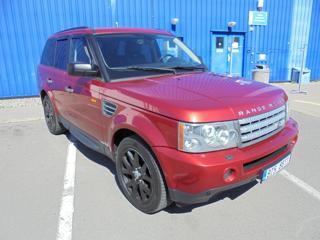 Land Rover Range Rover Sport 4,2i + lpg VÝMĚNA kombi