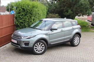 Land Rover Range Rover Evoque 2,0 TD4  KAMERA*KŮŽE*NAVI*AUTOMAT kombi nafta