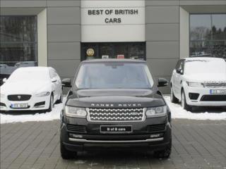 Land Rover Range Rover 3,0 TDV6, Vogue, ČR, DPH SUV nafta
