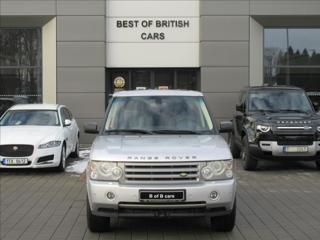 Land Rover Range Rover 4,4 i V8,225kW,VOGUE,ČR,DPH SUV benzin