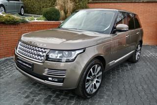 Land Rover Range Rover 4,4 SDV8 AUTOBIOGRAPHY,MERIDIAN,TV SUV nafta