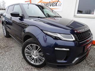 Land Rover Range Rover Evoque 2.0TD4,132kW,1majČR, serv.kn,4WD,ků SUV
