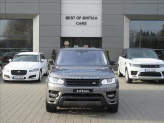 Land Rover Range Rover Sport 5,0 S/C,Autobiography,7míst,DPH SUV benzin