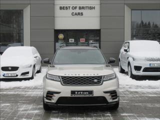 Land Rover Range Rover Velar 3,0 D300 R-Dynamic HSE, ČR,DPH SUV nafta